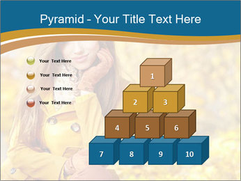 Autumn Princes PowerPoint Template - Slide 31