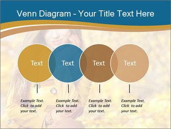 Autumn Princes PowerPoint Template - Slide 32