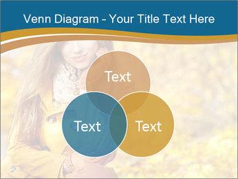 Autumn Princes PowerPoint Template - Slide 33