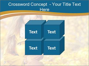 Autumn Princes PowerPoint Template - Slide 39