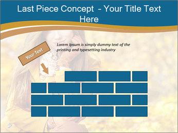 Autumn Princes PowerPoint Template - Slide 46