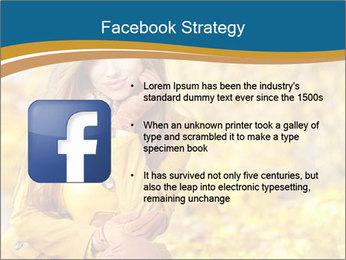 Autumn Princes PowerPoint Template - Slide 6