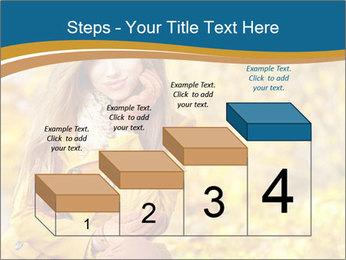Autumn Princes PowerPoint Template - Slide 64