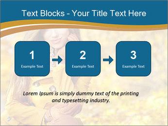 Autumn Princes PowerPoint Template - Slide 71