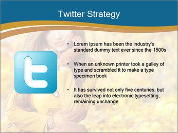 Autumn Princes PowerPoint Template - Slide 9