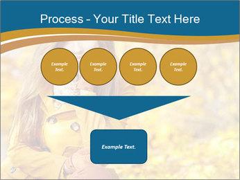 Autumn Princes PowerPoint Template - Slide 93