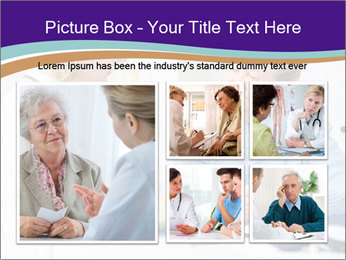 Old Woman Visits Doctor PowerPoint Template - Slide 19