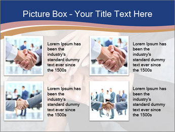 Team Unity PowerPoint Template - Slide 14
