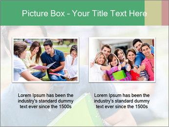 Student At College Campus PowerPoint Template - Slide 18