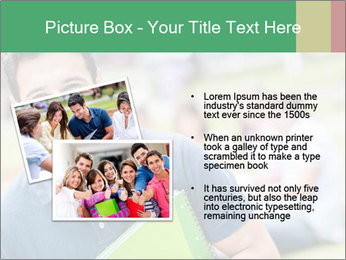 Student At College Campus PowerPoint Template - Slide 20
