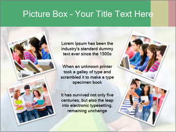 Student At College Campus PowerPoint Template - Slide 24