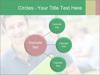 Student At College Campus PowerPoint Template - Slide 79
