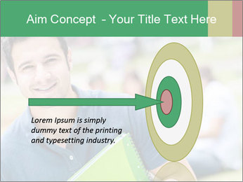 Student At College Campus PowerPoint Template - Slide 83