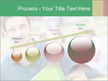 Student At College Campus PowerPoint Template - Slide 87