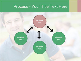 Student At College Campus PowerPoint Template - Slide 91