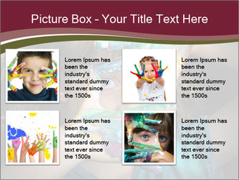 Creative Child PowerPoint Template - Slide 14