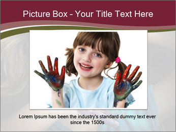 Creative Child PowerPoint Template - Slide 15