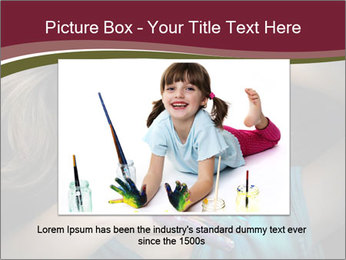 Creative Child PowerPoint Template - Slide 16