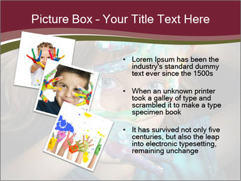 Creative Child PowerPoint Template - Slide 17