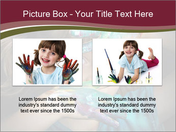 Creative Child PowerPoint Template - Slide 18
