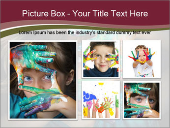 Creative Child PowerPoint Template - Slide 19