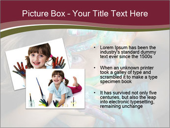Creative Child PowerPoint Template - Slide 20