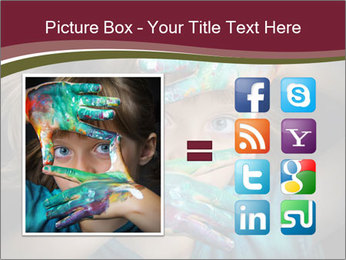 Creative Child PowerPoint Template - Slide 21