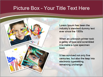 Creative Child PowerPoint Template - Slide 23