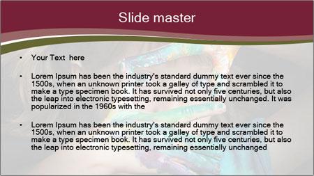 Creative Child PowerPoint Template - Slide 2