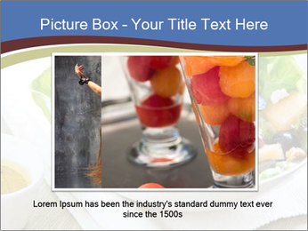 Grape and Cantaloupe PowerPoint Templates - Slide 16