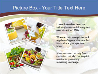 Grape and Cantaloupe PowerPoint Templates - Slide 23