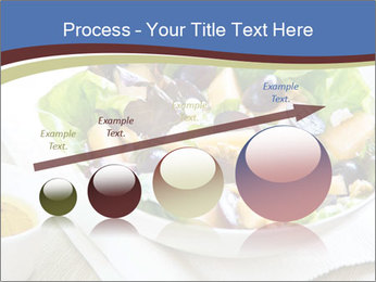 Grape and Cantaloupe PowerPoint Templates - Slide 87