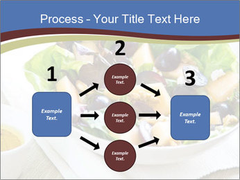 Grape and Cantaloupe PowerPoint Templates - Slide 92