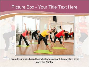 People in Dance Studio PowerPoint Templates - Slide 15