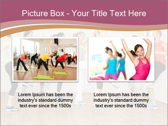 People in Dance Studio PowerPoint Templates - Slide 18