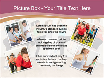 People in Dance Studio PowerPoint Templates - Slide 24