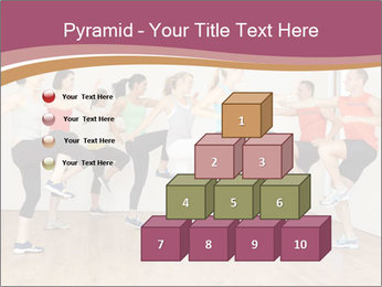 People in Dance Studio PowerPoint Templates - Slide 31