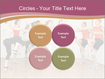 People in Dance Studio PowerPoint Templates - Slide 38
