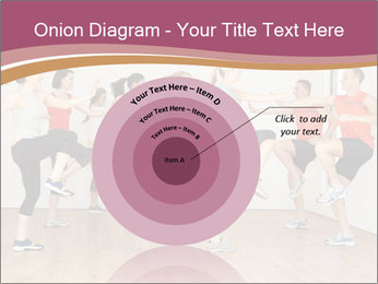 People in Dance Studio PowerPoint Templates - Slide 61