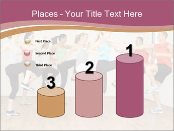 People in Dance Studio PowerPoint Templates - Slide 65