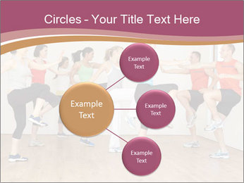 People in Dance Studio PowerPoint Templates - Slide 79
