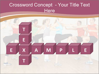 People in Dance Studio PowerPoint Templates - Slide 82
