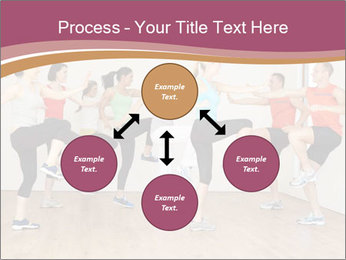 People in Dance Studio PowerPoint Templates - Slide 91