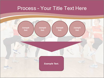 People in Dance Studio PowerPoint Templates - Slide 93