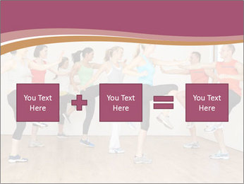People in Dance Studio PowerPoint Templates - Slide 95
