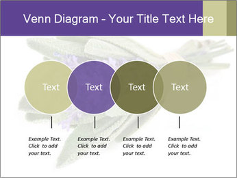 Lavender and sage PowerPoint Template - Slide 32