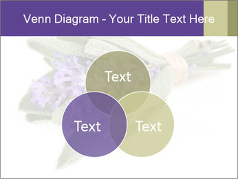 Lavender and sage PowerPoint Template - Slide 33