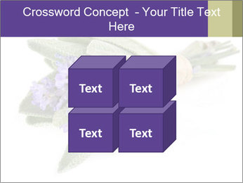 Lavender and sage PowerPoint Template - Slide 39