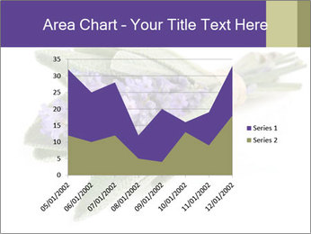 Lavender and sage PowerPoint Template - Slide 53