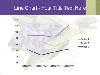 Lavender and sage PowerPoint Template - Slide 54